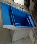 Caixa de Lavar Bananas